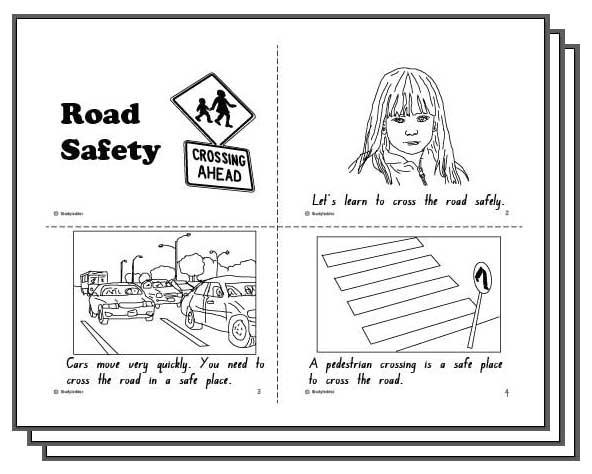 road safety essay for students