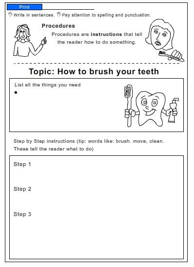 brushing teeth essay Get an answer for 'how would you introduce a speech on how to brush your teeth' and find homework help for other essay lab questions at enotes.