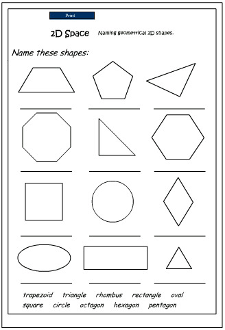 2 D Shapes Year 2 - Lessons - Tes Teach