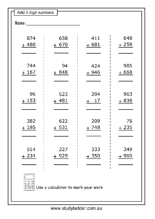 adding single digit integers worksheet basic subtraction worksheetsfree worksheets by math. Black Bedroom Furniture Sets. Home Design Ideas